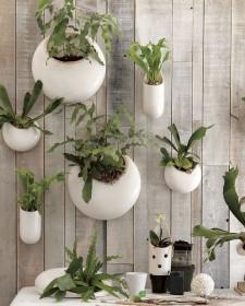Fence planter design ideas
