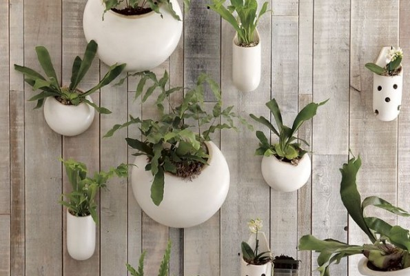 Fence planter design ideas