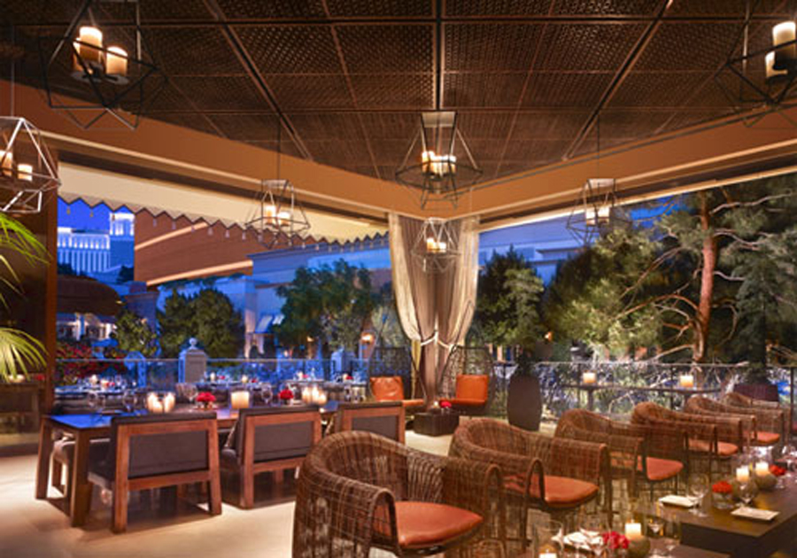 Open terrace restaurant design ideas for Open terrace restaurants
