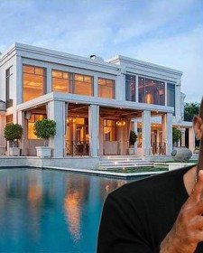 Rapper Dr. Dre Sells His Gorgeous Mansion in LA For $32.5 Million