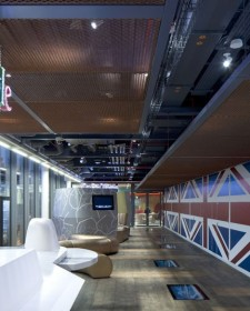 Google's Incredible New Office at London headquarters