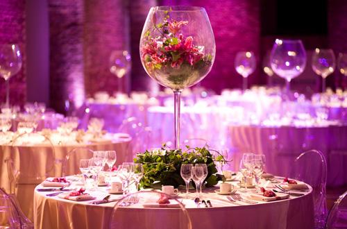 romantic christmas party decorating inspirations - Party Decorating Ideas