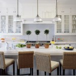 Beautiful Glass Cabinets for your kitchen