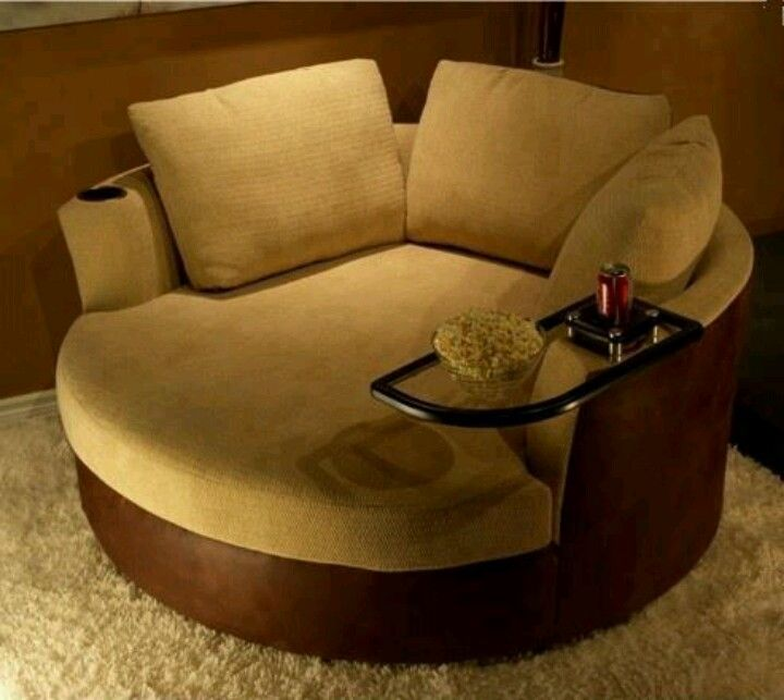 Beau Circle Couches. S4 Circle Couches