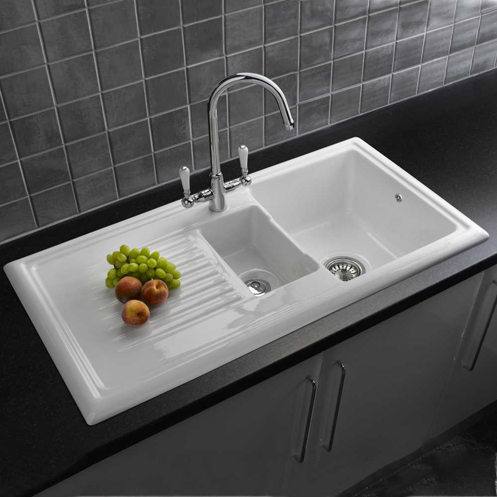 Design Ceramic Kitchen Sinks