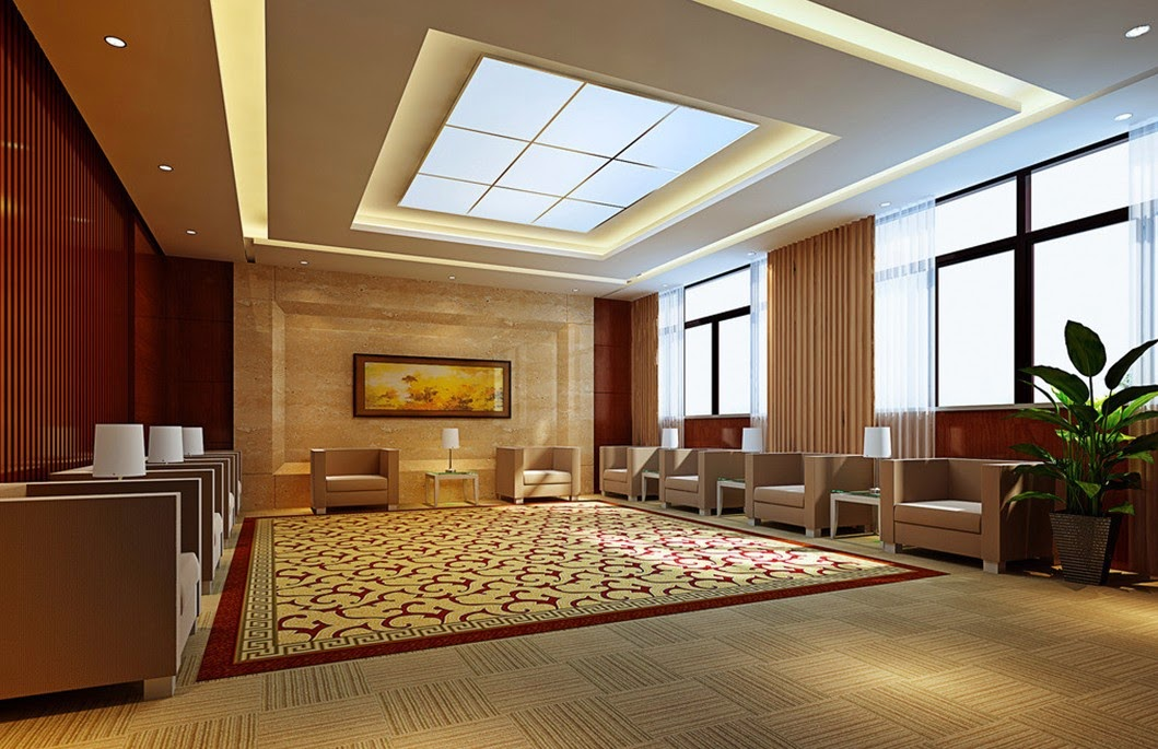 Enchanting decor for ceilings for Staff plafond moderne