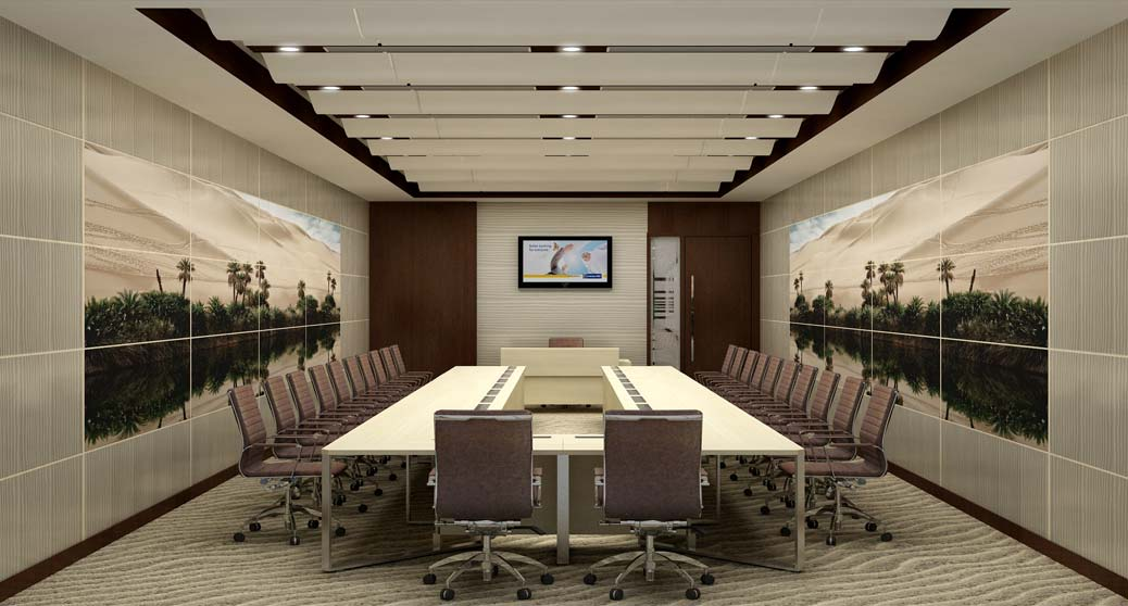 Stunning seminar hall designing ideas for Hall design images