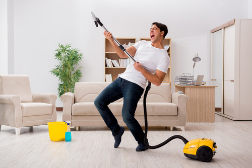 4 Secrets To Cleaning Your Home Without Spending A Lot Of Time