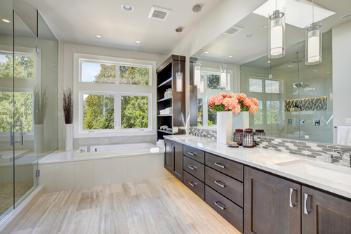 Interior Design Tips To Keep Your Bathroom Modern