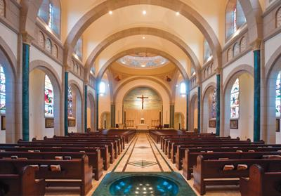 the design and architecture of the saint fabian catholic church Church of st mary parish offices: 538 broadway, providence, ri 02909  we are a catholic community called to welcome, love and serve  saint fabian, pope and .