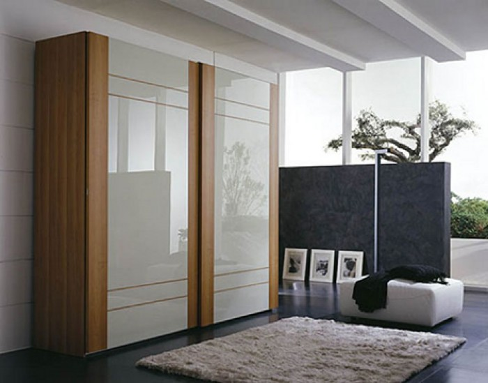 sliding design wardrobes - Designer Bedroom Wardrobes