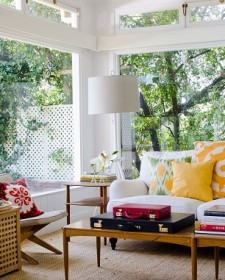 INDIVIDUALLY STYLED SUNROOMS