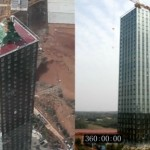 30 Story Building construction In 15 Days