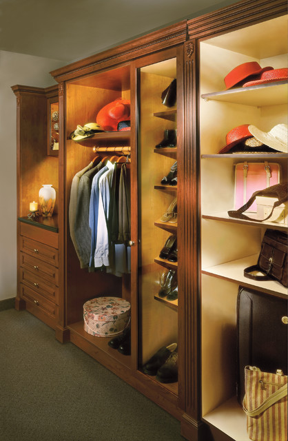 Wardrobe Lighting Ideas
