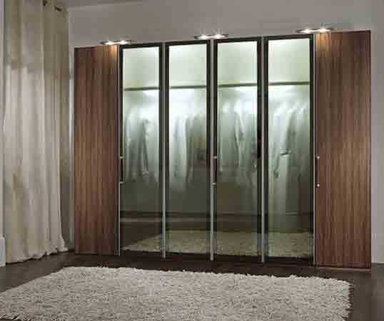 hidden closet door ideas - Wardrobe Lighting ideas