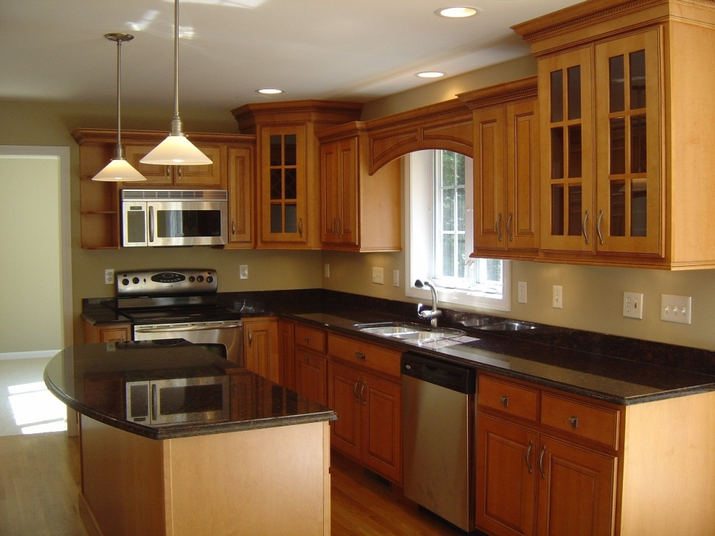 Beautiful kitchen cabinets for Simple home improvement ideas