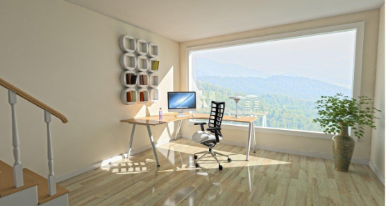 9 Tips For A Comfortable Working Space At Home
