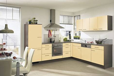 yellow-and-dark-gray-kitchen