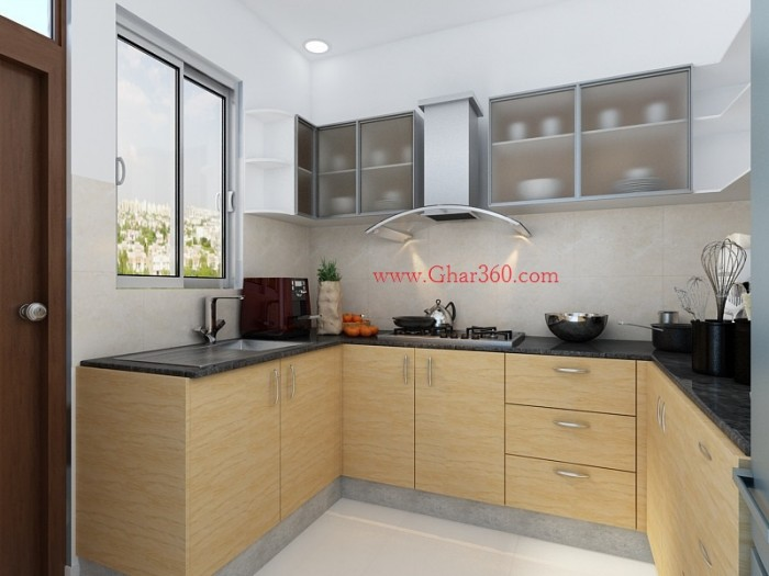 10 beautiful modular kitchen ideas for indian homes rh ghar360 com simple interior design for kitchen in india interior design ideas for kitchen in india