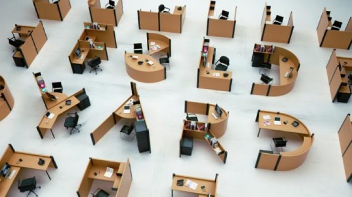 Modern Office Cabin Interior Design