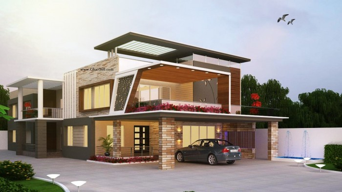 Latest House Elevation Designs -2016