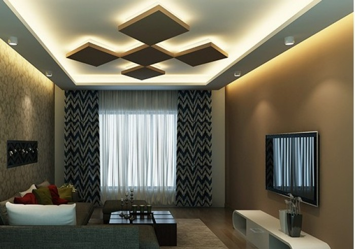 Best Gypsum Board False Ceiling Design For Hall And Bedroom Gypsum Board  False Ceiling Designs -