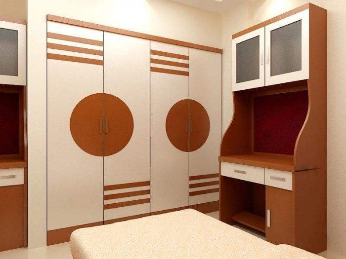 Imagine The Bedrooms Without The Wardrobe Cabinets. They Would Look Dull  And Empty. Aside From Colors, Textures Also Work Well For Wardrobes Like  Wooden Or ...
