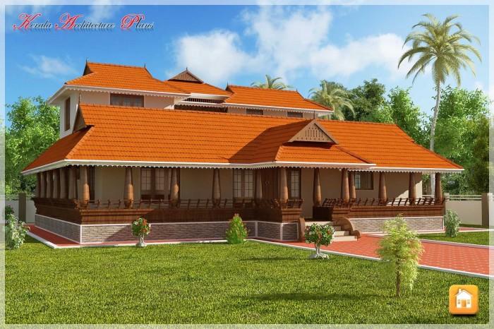 Nadumuttam House Plans In Kerala Model, Nadumuttam, Home And House ...