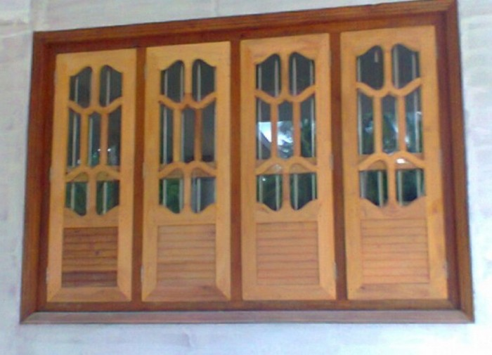 Home window painting kerala crowdbuild for for Home window design