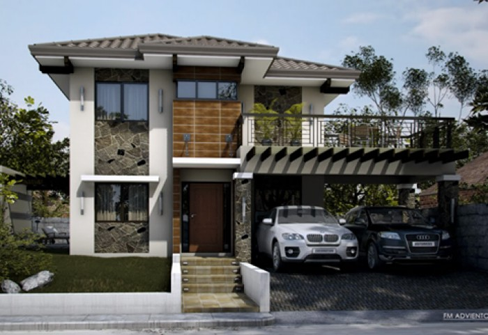 Mind Blowing Residence With Classy Exteriors