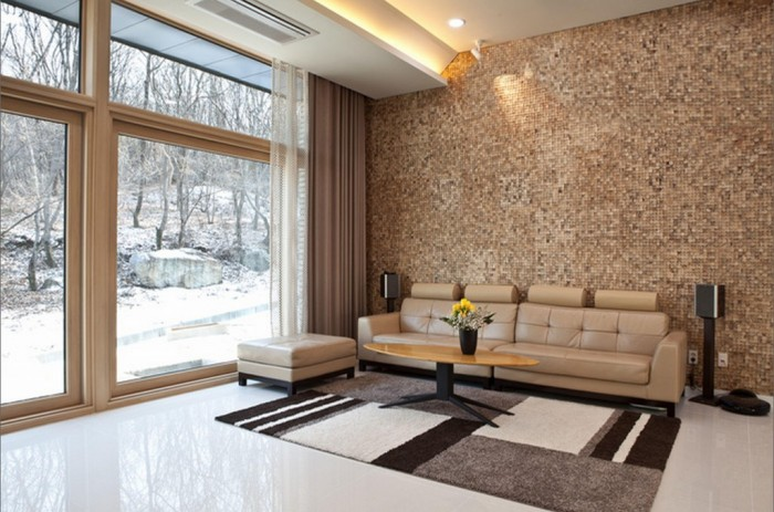 Modern Wall Cladding Design Wood Wall Panelling