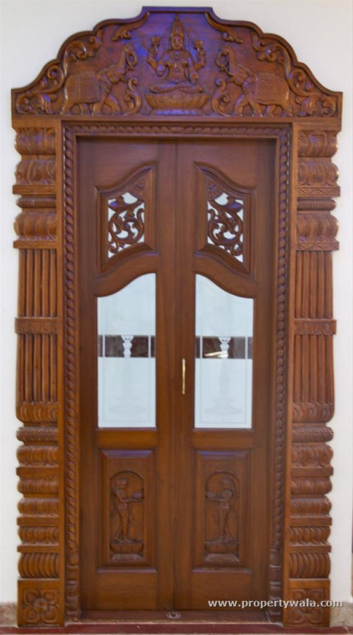 Pooja Room Door Design Photos Pictures: Pooja Room Designs In Flats