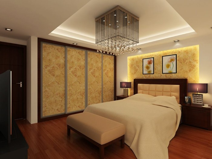 Simple And Beautiful Bedroom Interior