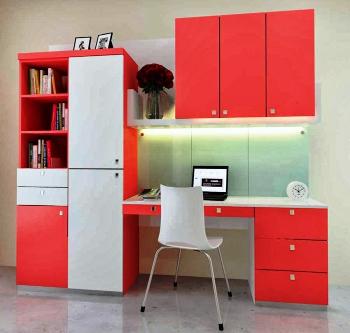 25 Kids Study Room Designs Decorating Ideas: Simple Study Room Design Idea