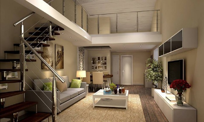 Stylish elegant modern living rooms interior design for Elegant contemporary living rooms