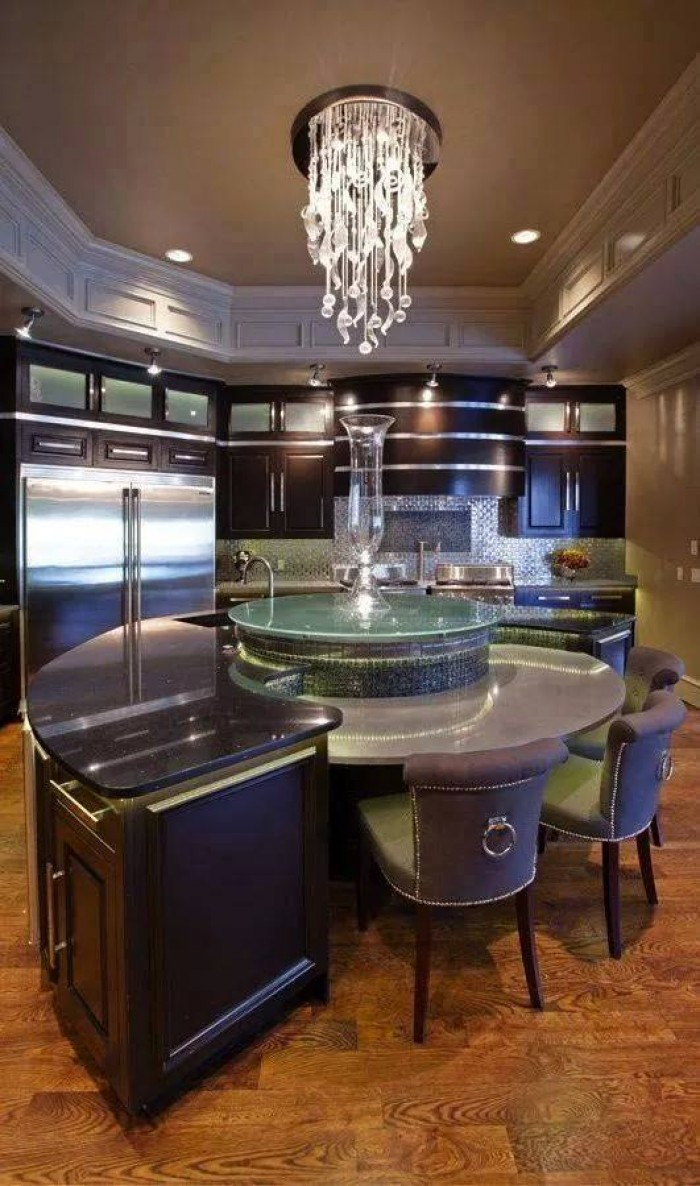 The Most Incredible Kitchen Idea