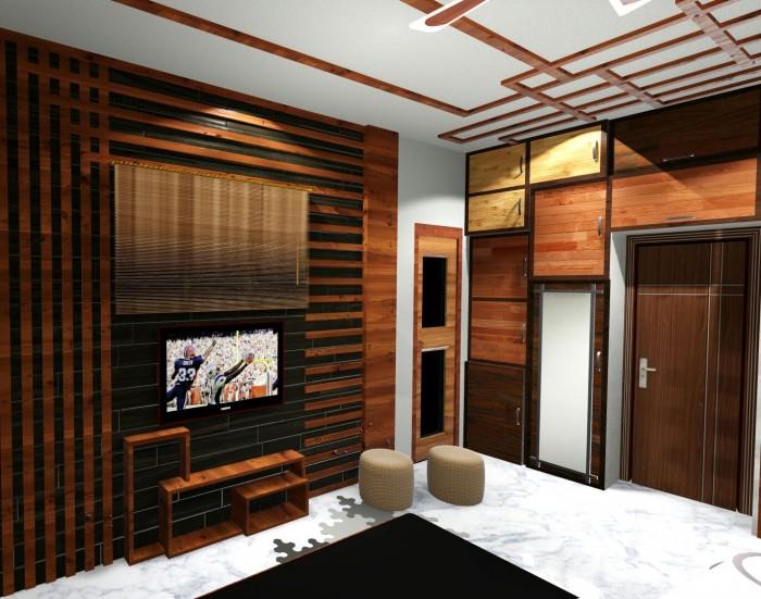 Bedroom Tv Wall Unit