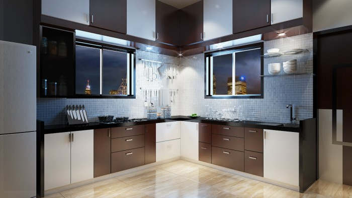 Elegant kitchen design for Elegant kitchen designs