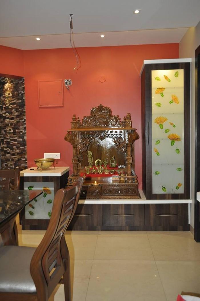 Puja room design for Room design 360