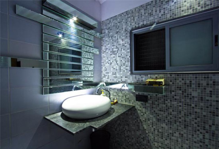 Ghar360 home design ideas photos and floor plans for Washroom interior design