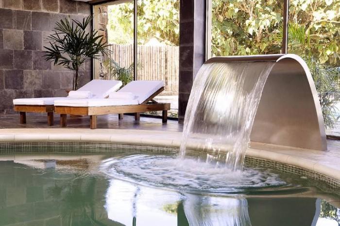 Awesome Backyard Images : Awesome Backyard Waterfall Design Inspiration