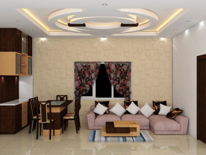 Master bedroom design with wardrobe bangalore for Room design 360