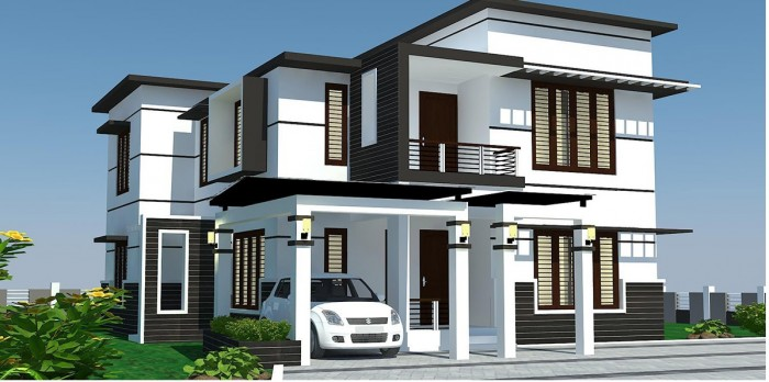 Ghar360 home design ideas photos and floor plans Modern home plans 2015