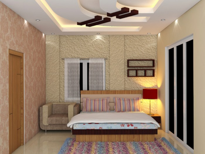 Small bedroom design kolkata for Small house design in kolkata