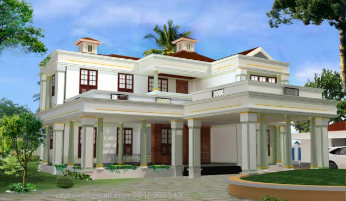 Classic house design for Classic house design