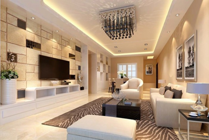 Beautiful modern living rooms visualized for Beautiful contemporary living rooms