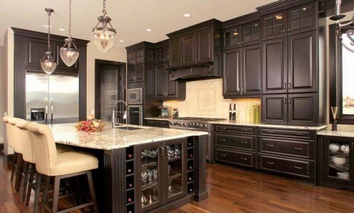 Elegant Modern Kitchen Design Idea