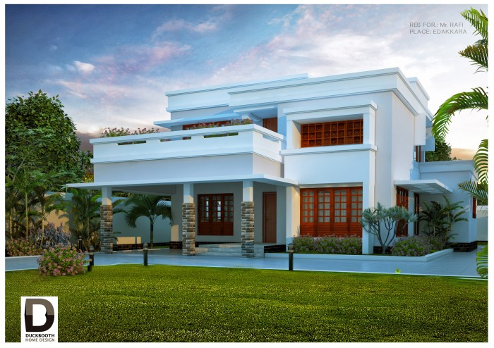 3d home design in chennai home design for Chennai home designs and plans