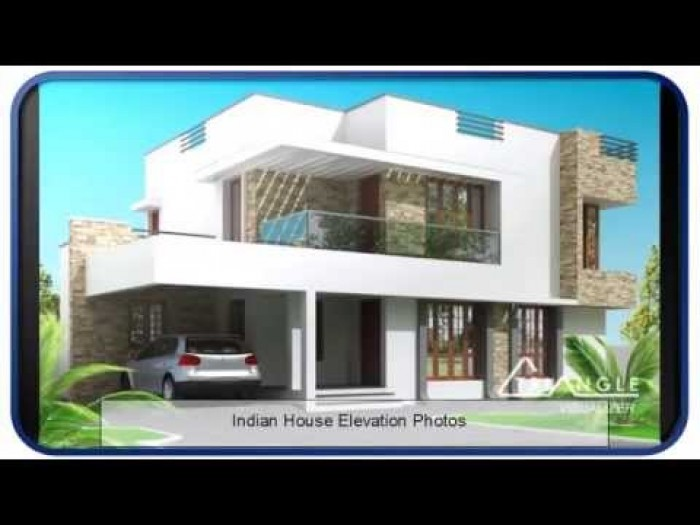 indian home elevation design photo gallery