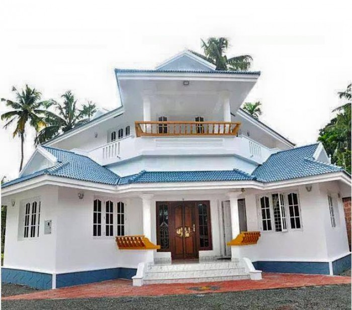 dream homes kerala style images